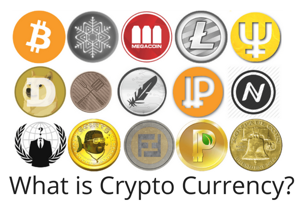 What is CryptoCurrencty?