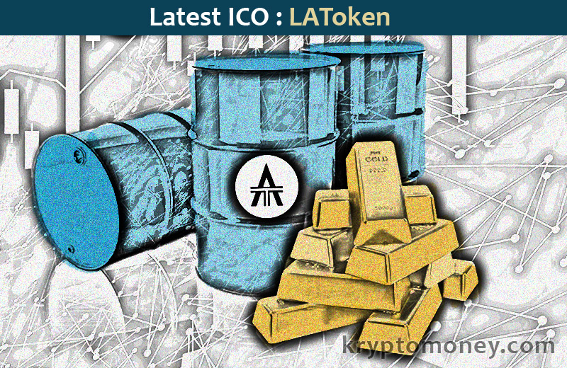 Latest ICO : LAToken, Now Trade Real Assets In Cryptocurrencies