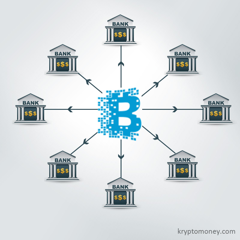 Banks catching the blockchain fever globally