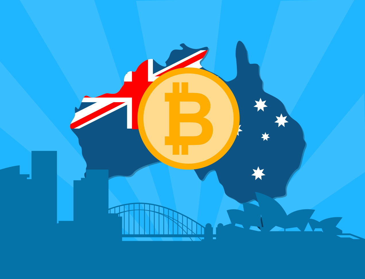 Bitcoin Adoption Increases in Australia