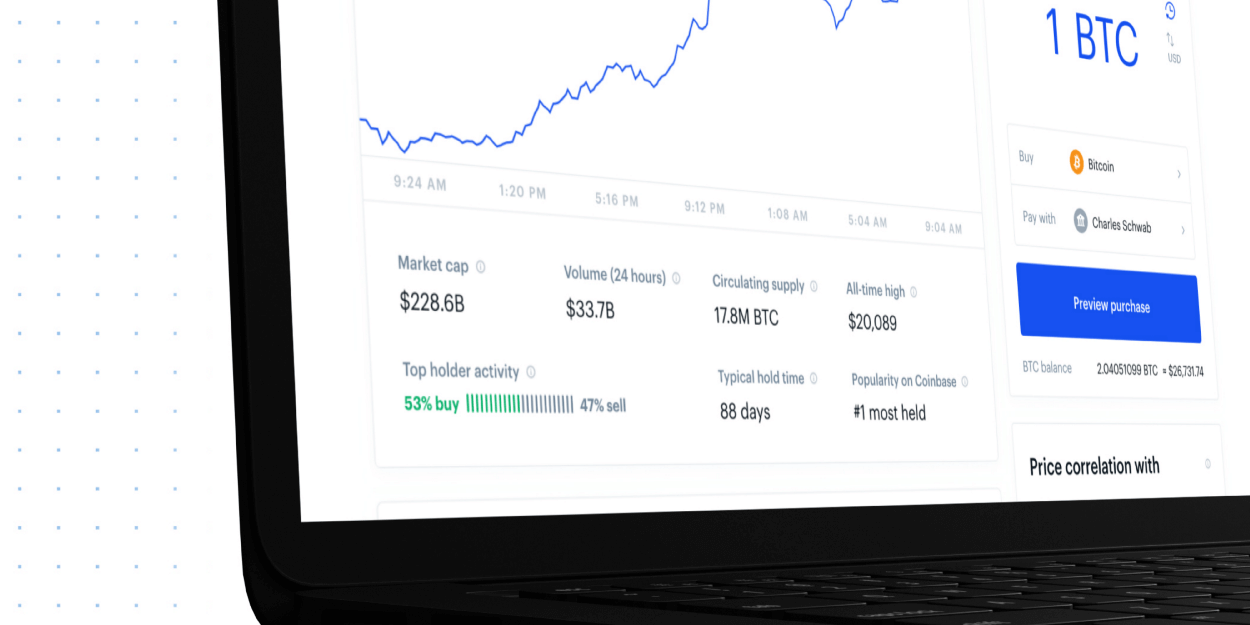 Coinbase | Cryptocurrency Investors | Cryptocurrency Exchange