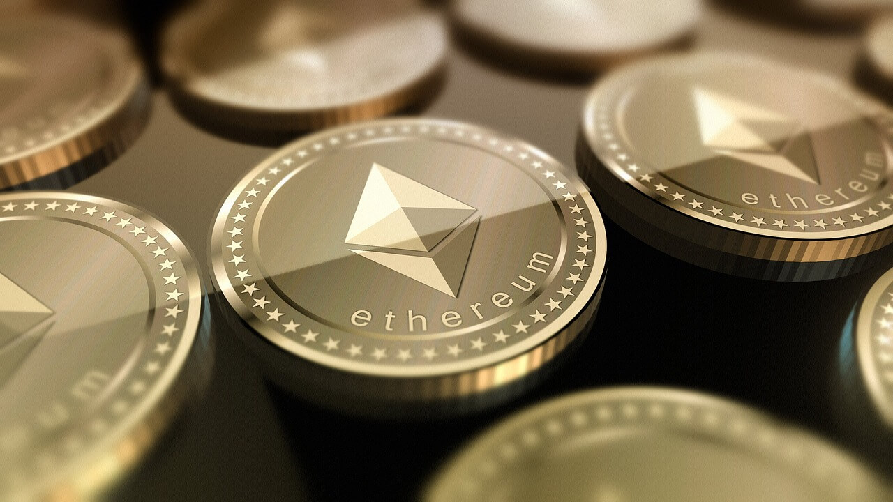 Ethereum | Daily Transaction | Blockchain | Cryptocurrency