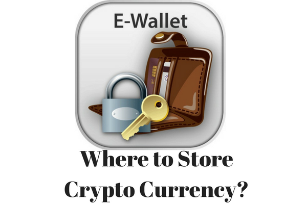 Storing your Crypto Currency/Digital Money