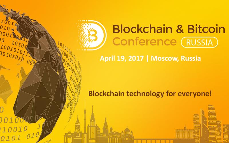 Russia organizes Bitcoin & Blockchain Conference