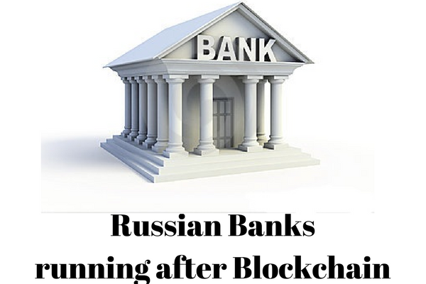 Russian Banks Considering Blockchain Technology