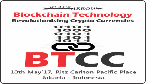 Blockchain Technology & Cryptocurrencies (BTCC) Conference in Jakarta