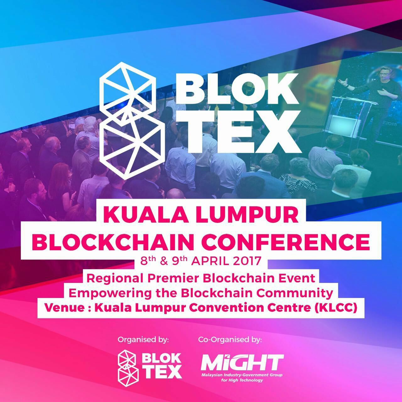 BLOKTEX Conference in Kuala Lampur,Malaysia