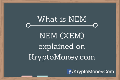 What is NEM (XEM)? A Beginner's Guide To NEM Cryptocurrency