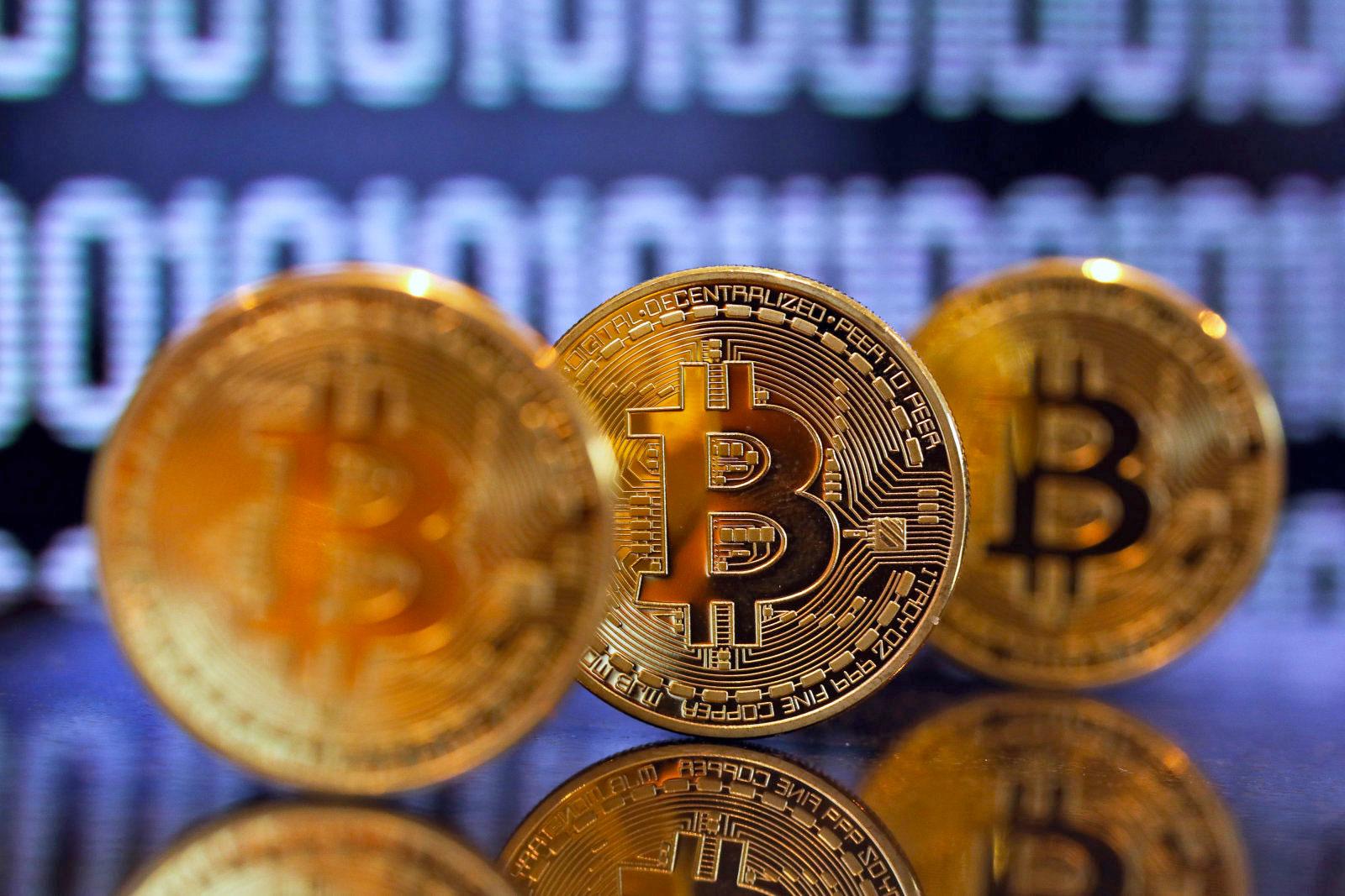 Bitcoin price at $3000