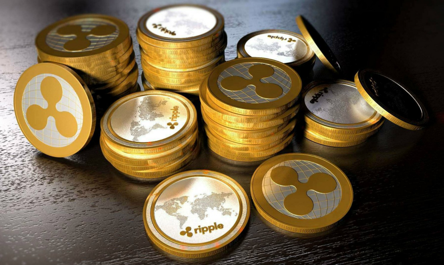 Ripple, Third Most Valubale Cryptocurrency Up Almost 4000%