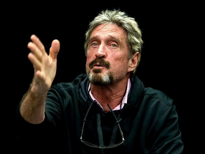 Mysteries Underlying The Bitcoin Bubble As Explained By John McAfee