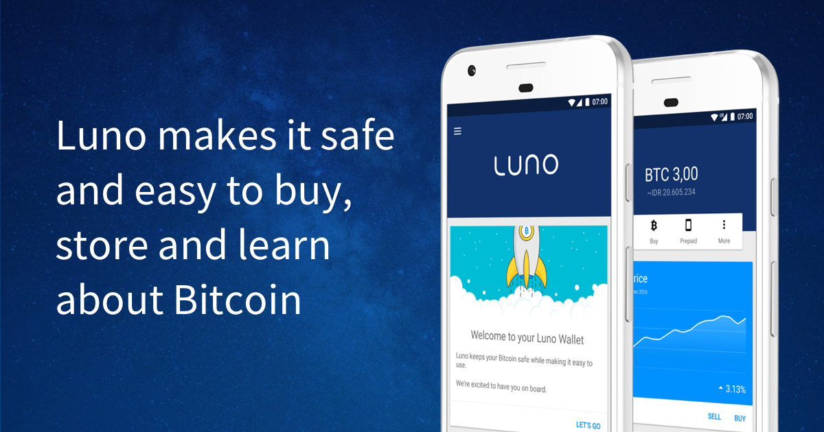 Luno Raises $9 Million In Series B Funding To Bring Bitcoin Wallet to Other Markets