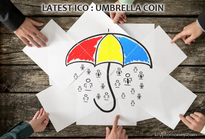 Latest ICO:  Umbrella Coin– ICO For Insurance Sector