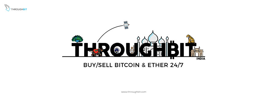 Buy Bitcoin In India Via ThroughBit