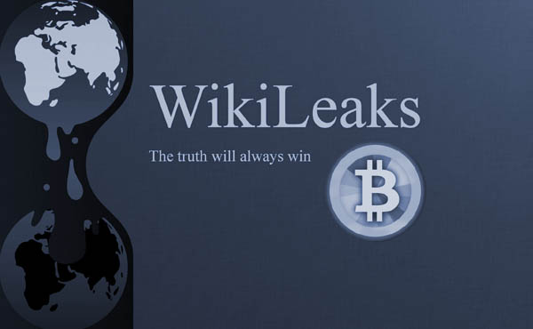WikiLeaks Reports 50,000% Return Powered By Bitcoin Price Rise