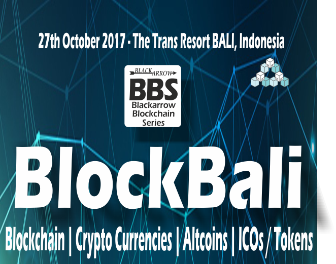 BLOCKBALI: Blockchain Conference By BlackArrow Conferences
