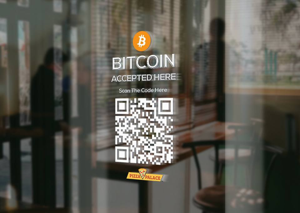 Pizza Palace, A Pizza Joint in Gujrat,India Accepts Bitcoins for Bill Payments