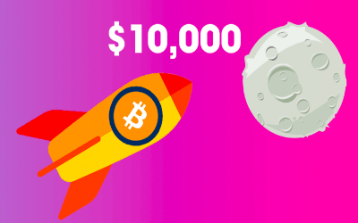And Finally Bitcoin Price Hits $10,000