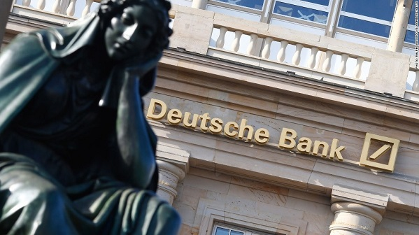 Deutsche Bank Analysts Recommends Bitcoin, Says End Of Fiat Currencies Is Near