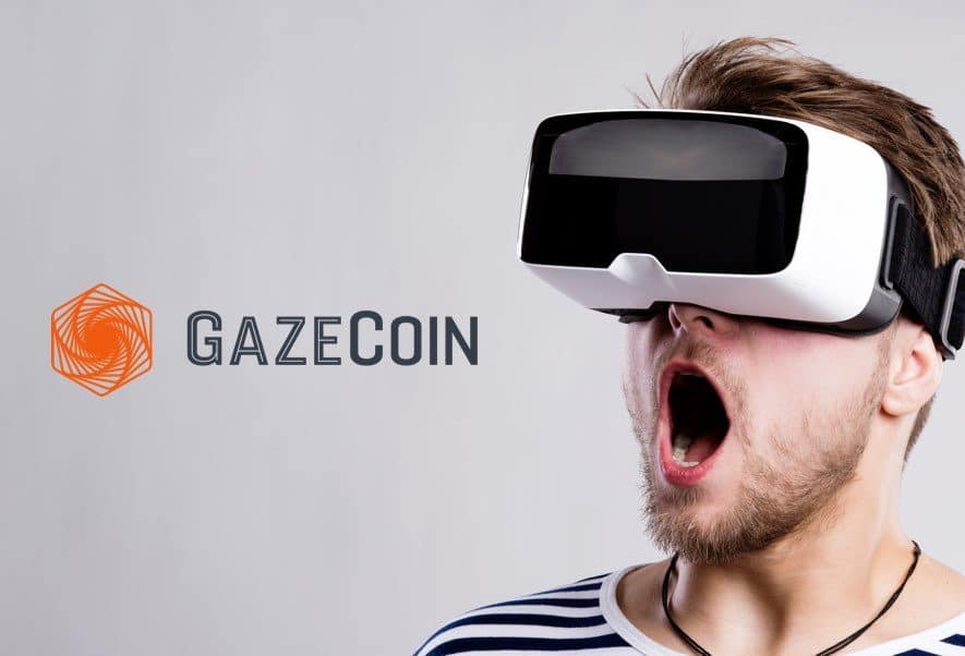 Gaze Coin , New ICO For Augmented/Virtual Reality