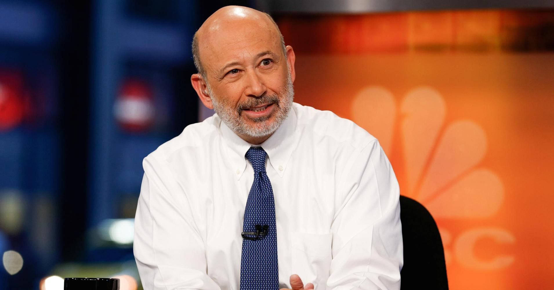 Goldman Sachs CEO Not Against Bitcoin