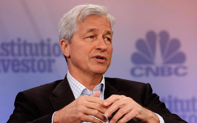 JPMorgan CEO, Jamie Dimon Now Shows Open-Mindedness Towards Crypto Wave