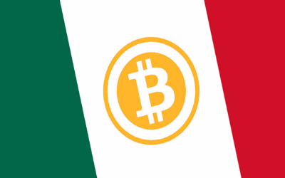 Mexico Passes A Bill To Regulate Cryptocurrencies Such As Bitcoins