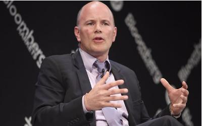 Bitcoin Price May Plunge Down To $8000 – says Michael Novogratz
