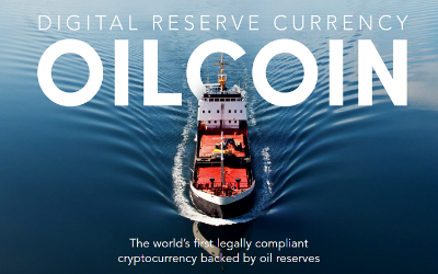 OilCoin- World's First Compliant Cryptocurrency, Backed by Oil Reserves