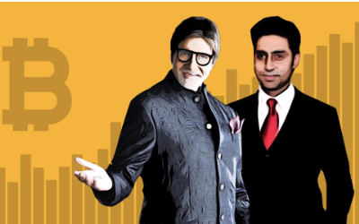 Bachchans Surfs High The Bitcoin Wave