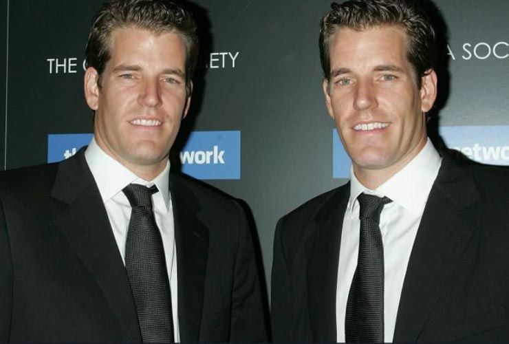 Winklevoss Twins Says Bitcoin Price Could Multiply By 20 Times