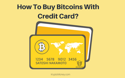 How To Buy Bitcoins With Credit Card In India