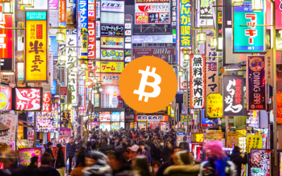 Japanese Economy Is Expected To Benefit Largely Out Of The Bitcoin Boost