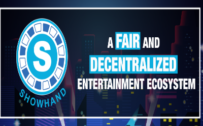 Latest ICO: ShowHand, Fair And Decentralized Entertainment Ecosystem