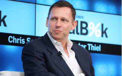 Paypal Co-Founder Peter Thiel's Founder Fund Bets Millions on Bitcoin