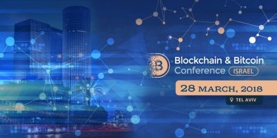 Blockchain & Bitcoin Conference Israel 2018