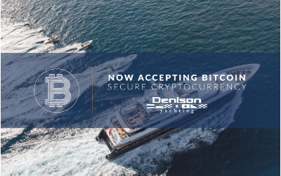 Premier Yacht Company Accepts Cryptocurrency In Payments