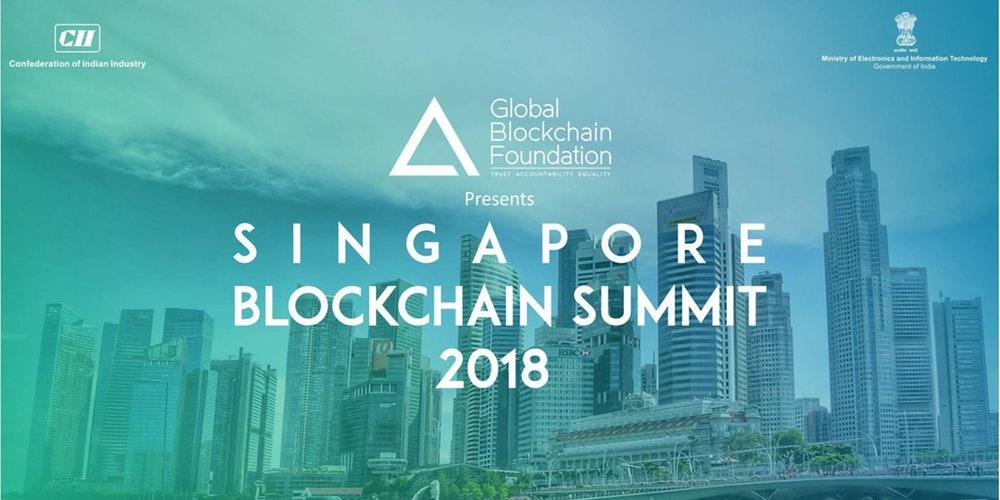 Singapore Blockchain Summit 2018