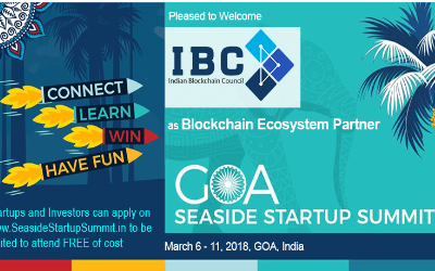 Party In Goa For Blockchain Startups This March