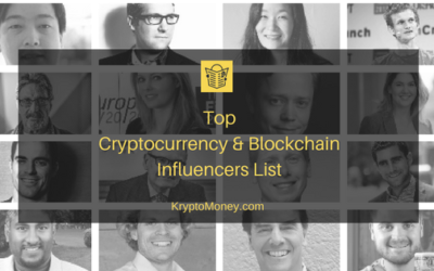 List Of Top Cryptocurrency & Blockchain Influencers To Follow