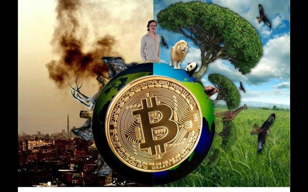 Eco-Friendly Bitcoin Mining May Reduce Carbon Footprints