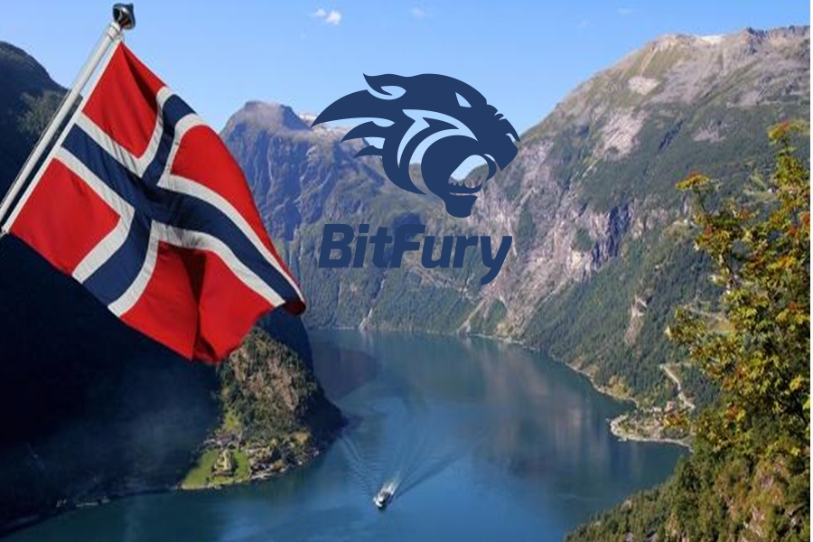 Bitcoin friendly Norway Delighted to Welcome Bitfury