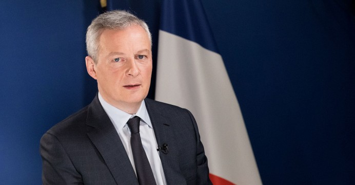 Finance Minister of France Brings The Importance Of Cryptocurrencies Under Spotlight