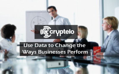 Cryptelo- Using Data To Change The Way Businesses Perform