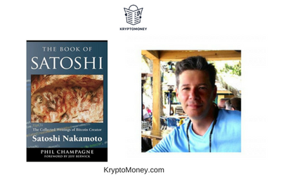 list of top 10 best bitcoin books | best blockchain books | best books on bitcoins | the book of satoshi by phil champagne