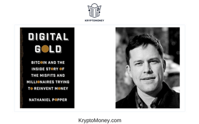 list of top 10 best bitcoin books | digital gold by nathaniel popper