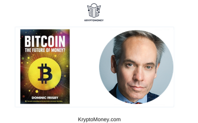 list of top 10 best bitcoin books | Bitcoin the future of money by dominic frisby