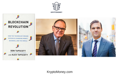 list of top 10 best bitcoin books | blockchain revolution by don taposcoot and alex tapscott