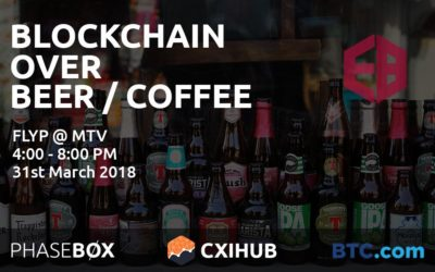Bitcoin Meetup Delhi At MTV FLYP, New Delhi