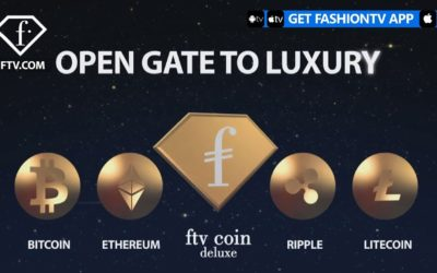 Fashion TV To Launch FTV Coin Deluxe Cryptocurrency And Accept Other Cryptocurrencies